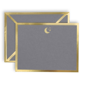 Moon Gray Card