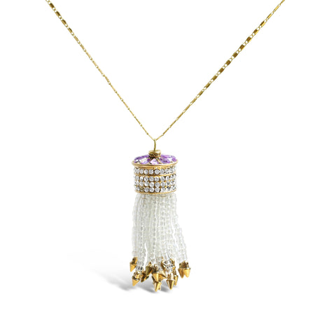 Pakiti Tassel Necklace