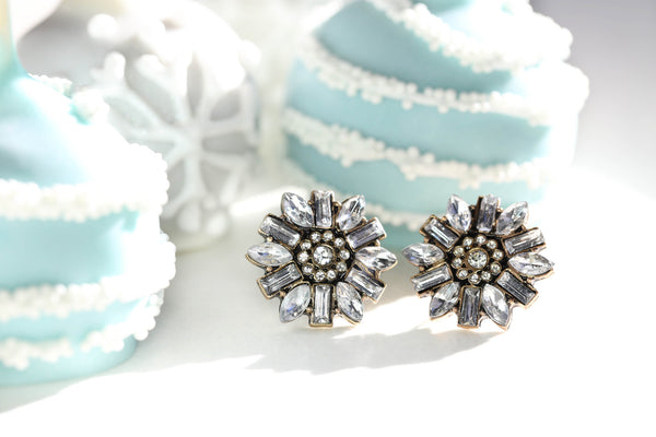 Celicia Crystal Earrings