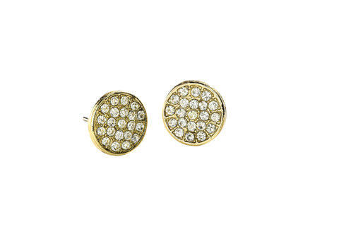 Karkio Disc Earrings