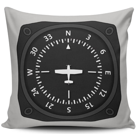 $5 Flash Sale Pilot Instruments Pillow Covers - topnotchloot  - 1