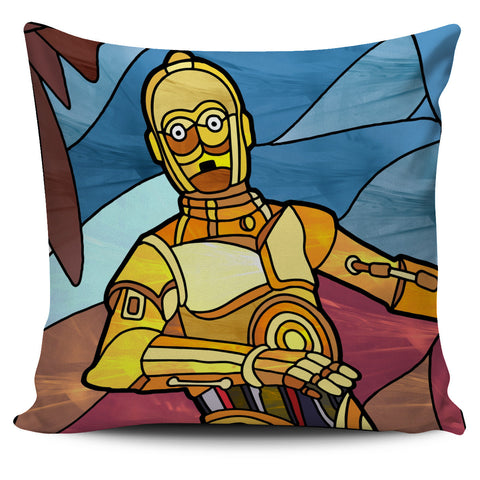Stained Glass Wars Pillow Covers Giveaway - topnotchloot  - 9