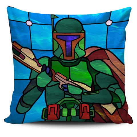 Stained Glass Wars Pillow Covers Giveaway - topnotchloot  - 2