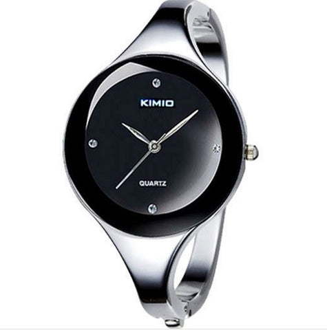 Women's KIMIO Stainless Steel Bracelet Watch