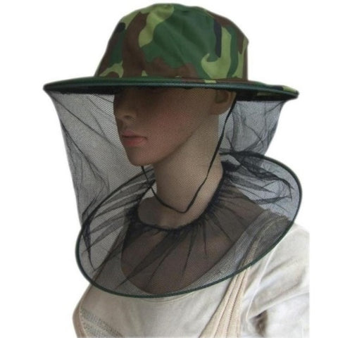 Protective Hat w/Netting