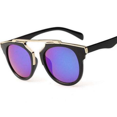 Vintage Women's Sunglasses - topnotchloot  - 1