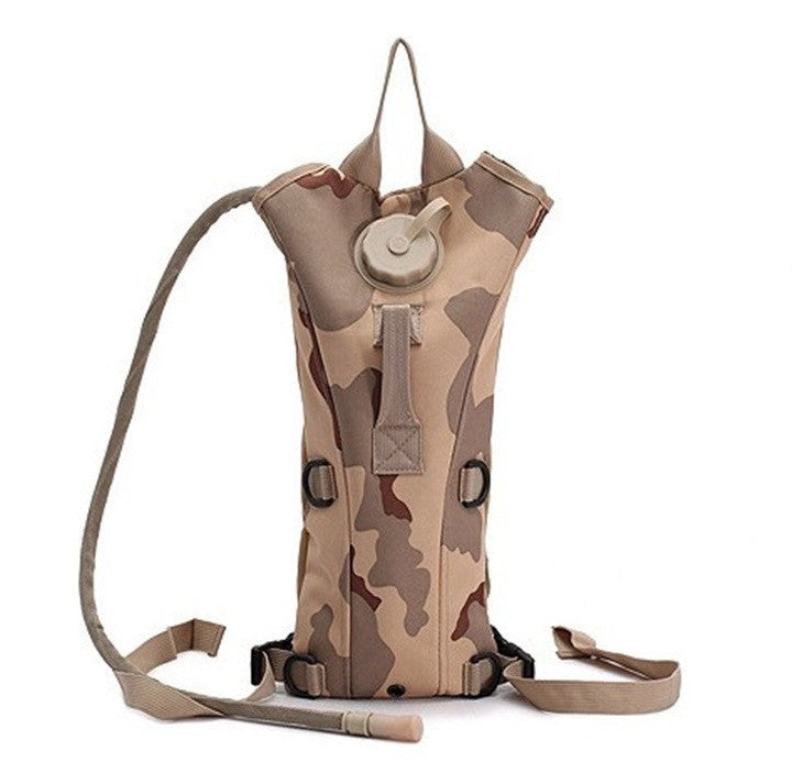 Canvas Water Bladder Rucksack - topnotchloot  - 1