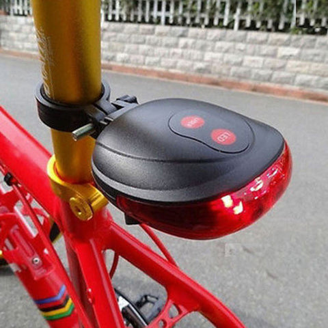 Safety Bike LED/Laser - topnotchloot