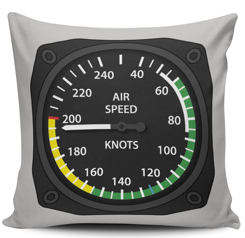 $5 Flash Sale Pilot Instruments Pillow Covers - topnotchloot  - 2