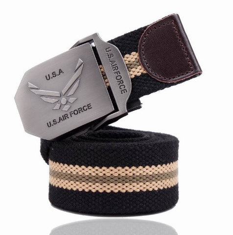 U.S. Air Force Canvas Belt - topnotchloot  - 6