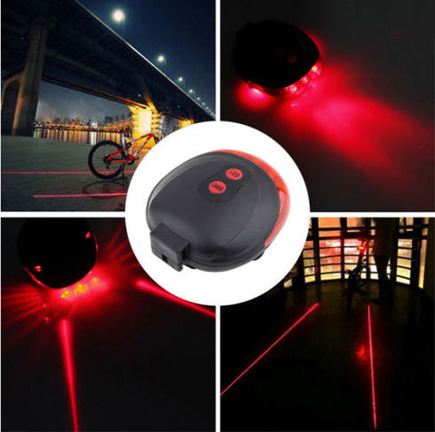 Safety Bike LED/Laser - topnotchloot  - 2