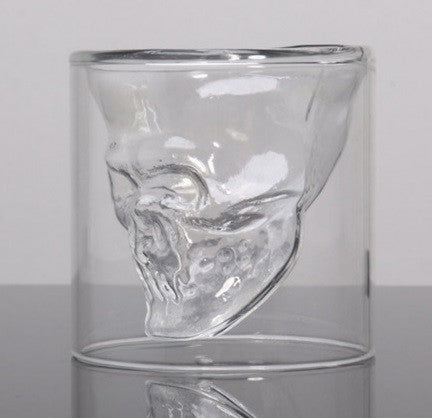 Crystal Skull Shot Glass - topnotchloot  - 2