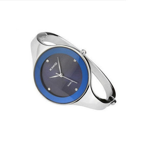 Women's KIMIO Stainless Steel Bracelet Watch - topnotchloot  - 4