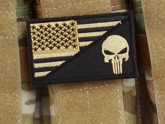 Military Tactical Morale Patch - topnotchloot  - 3