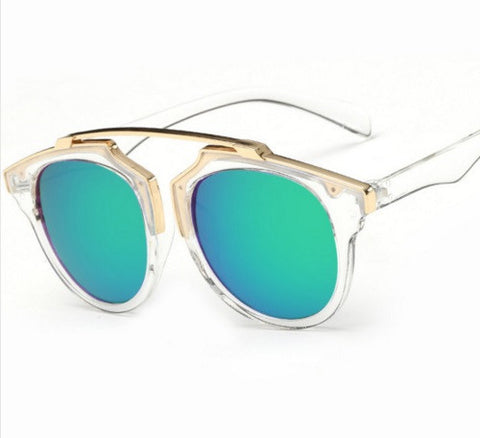 Vintage Women's Sunglasses - topnotchloot  - 2
