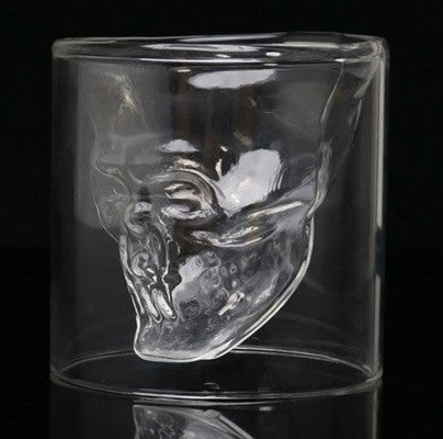 Crystal Skull Shot Glass - topnotchloot  - 3