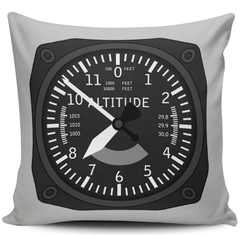 $5 Flash Sale Pilot Instruments Pillow Covers - topnotchloot  - 4