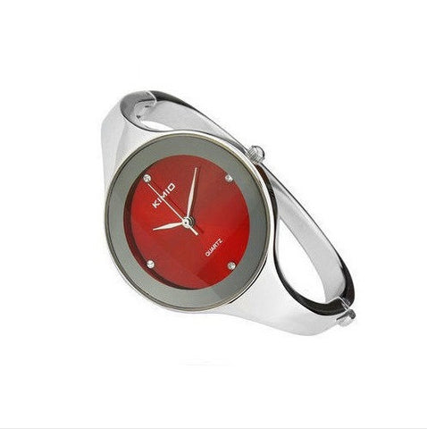 Women's KIMIO Stainless Steel Bracelet Watch - topnotchloot  - 3
