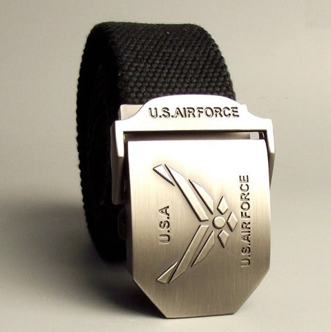 U.S. Air Force Canvas Belt - topnotchloot  - 4