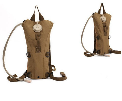 Canvas Water Bladder Rucksack - topnotchloot  - 5
