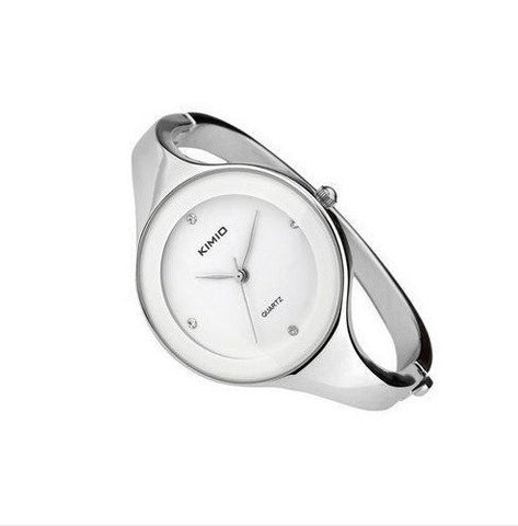 Women's KIMIO Stainless Steel Bracelet Watch - topnotchloot  - 2