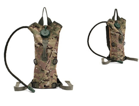 Canvas Water Bladder Rucksack - topnotchloot  - 4