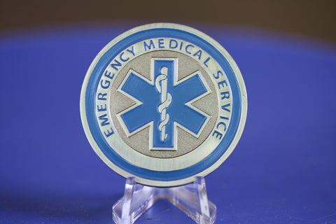 EMS Prayer Coin - topnotchloot  - 2