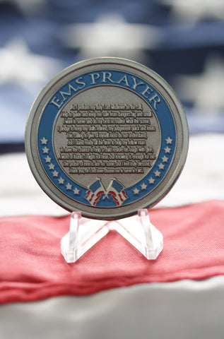 EMS Prayer Coin