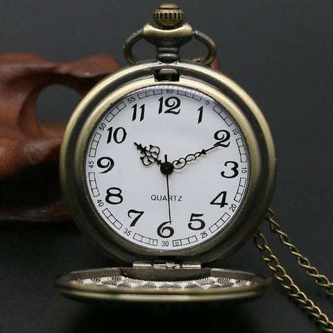 Bronze Mechanic Pocket Watch - topnotchloot  - 2