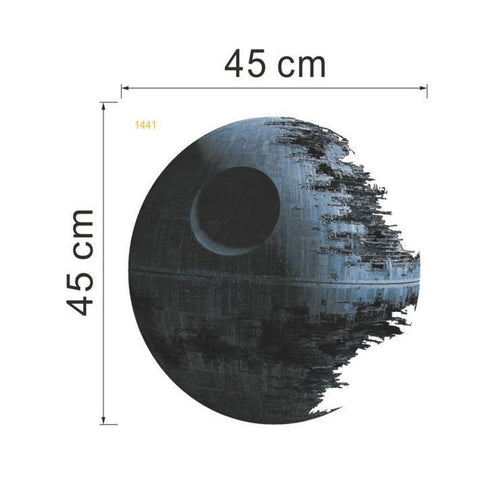 Death Star Wall Mural - topnotchloot  - 3