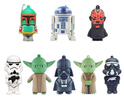 Star Wars USB Sticks 8GB - topnotchloot  - 1