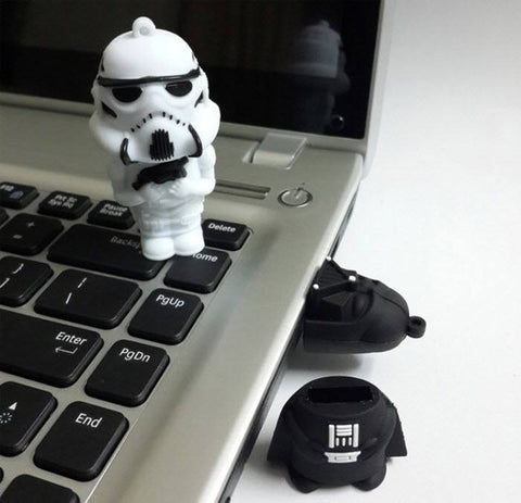 Star Wars USB Sticks 8GB - topnotchloot  - 2