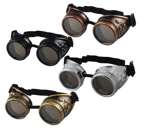 Steampunk Cosplay Goggles