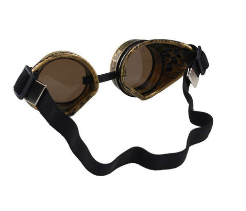 Steampunk Cosplay Goggles - topnotchloot  - 2