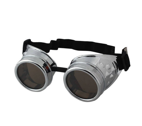 Steampunk Cosplay Goggles - topnotchloot  - 4