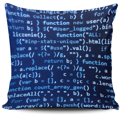 $5 Flash Sale Programming Pillow Covers - topnotchloot  - 3
