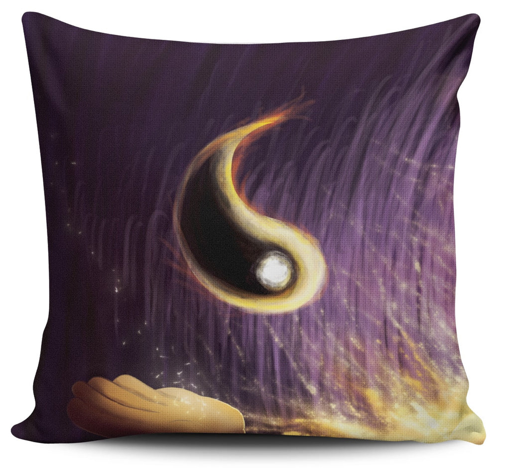 Mystical Buddha Pillow Covers - topnotchloot  - 2