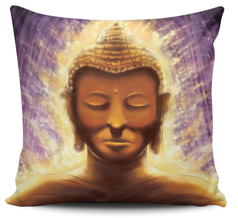 Mystical Buddha Pillow Covers - topnotchloot  - 1