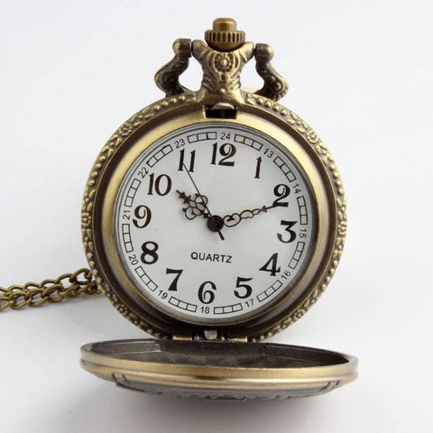 Bronze Dad Pocket Watch - topnotchloot  - 3
