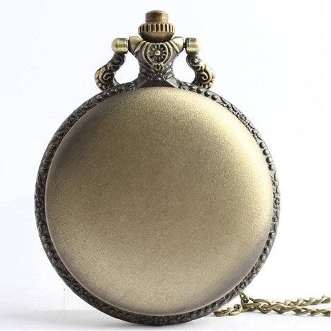 Copy of Bronze Police Officer Pocket Watch - topnotchloot  - 2