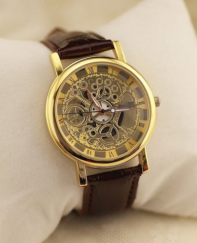 Mens Mechanical Watch - topnotchloot  - 2