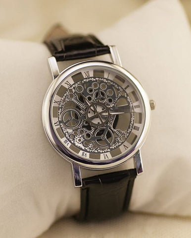 Mens Mechanical Watch - topnotchloot  - 3