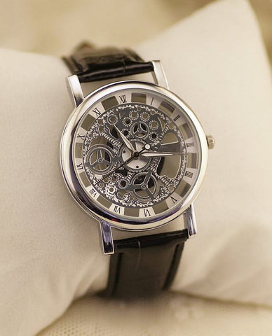Mens Mechanical Watch - topnotchloot  - 4