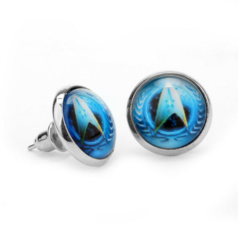 Star Trek Earrings - topnotchloot  - 2