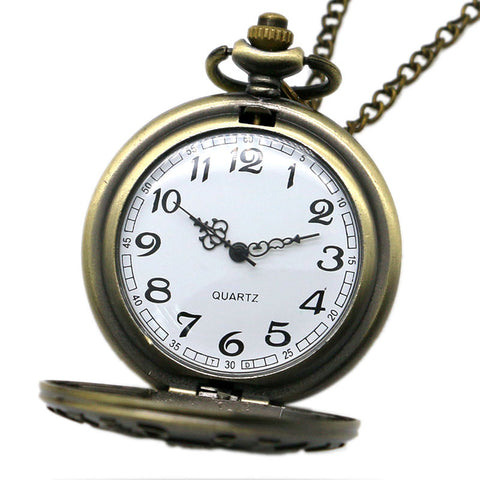 Bronze Veterans Pocket Watch - topnotchloot  - 2