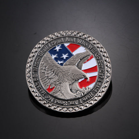 Protect Defend Serve Honorary Police Coin - topnotchloot  - 2