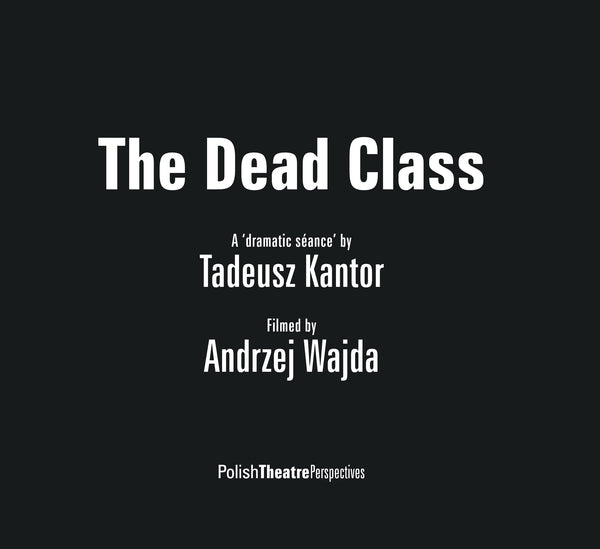 The Dead Class (DVD and booklet)