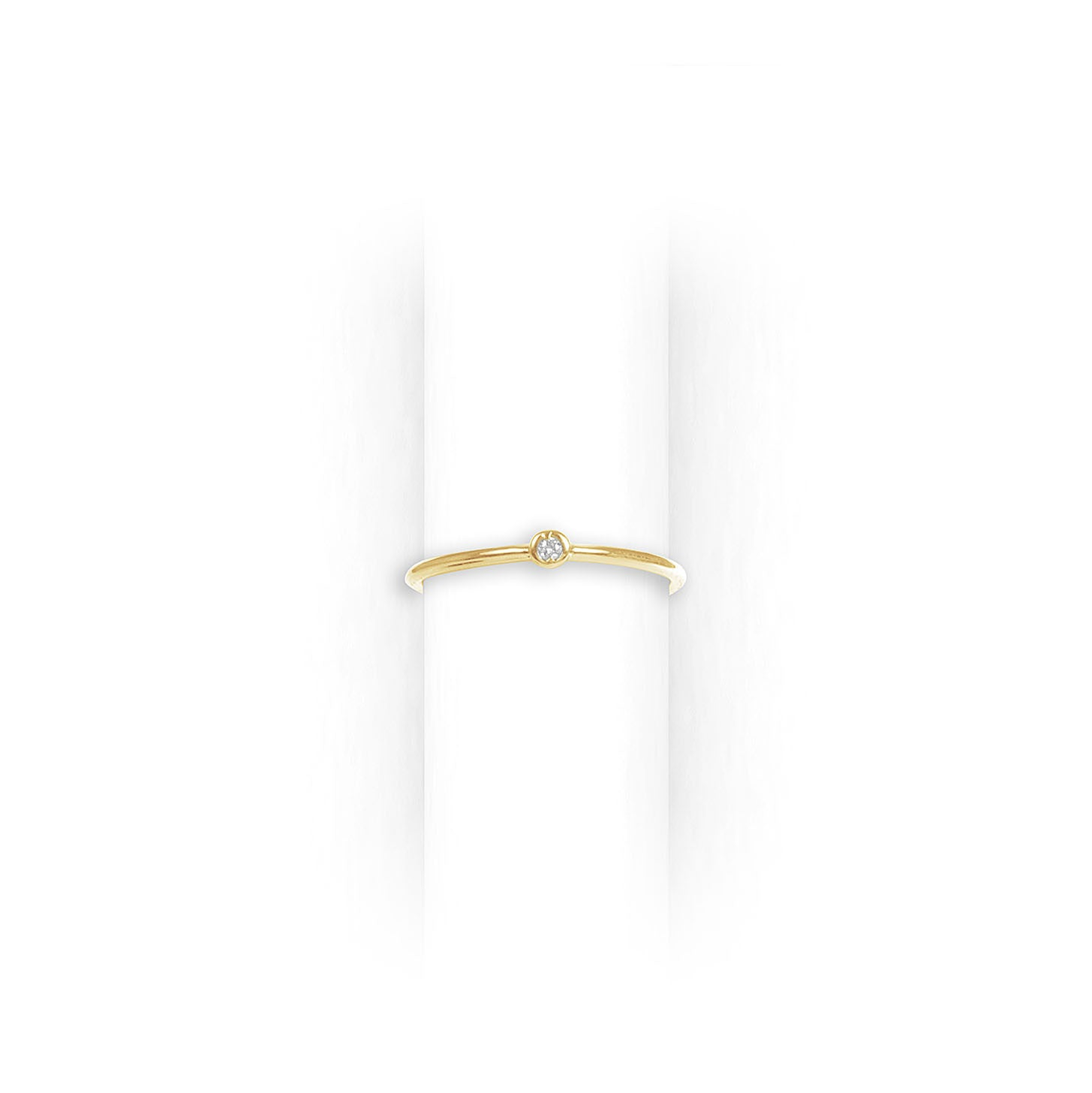 North Star Constellation Midi Ring