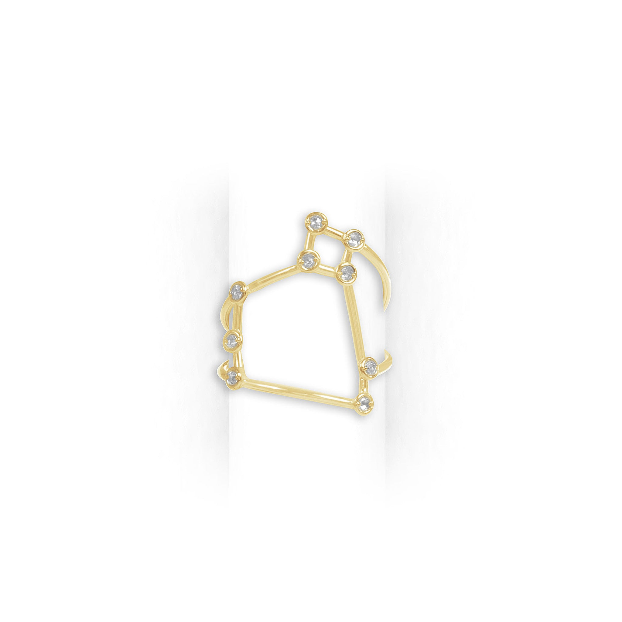 Sagittarius Constellation Ring