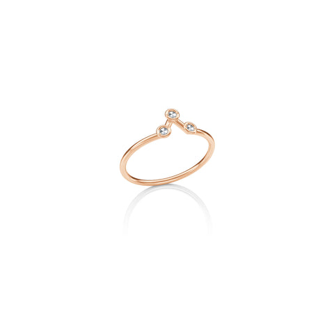 Vega Constellation Midi Ring